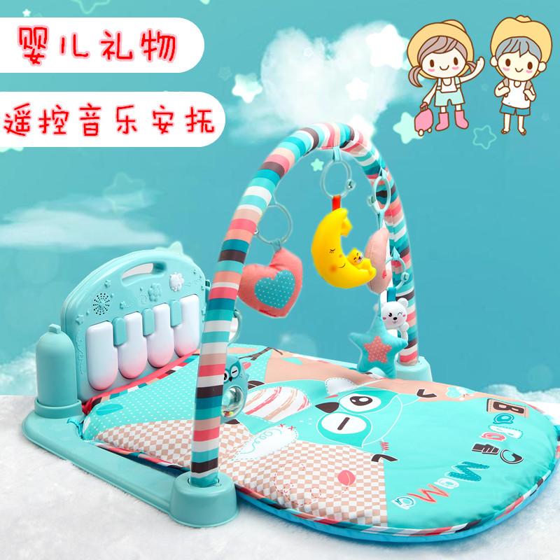 婴儿礼盒套装秋冬新生儿用品满月礼物刚出生男女宝宝玩具送礼母婴