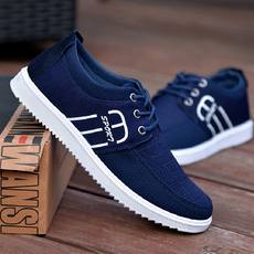 10 yuan below the package daily special men's shoes casual skid shoes Korean fashion sports shoes running tide shoes