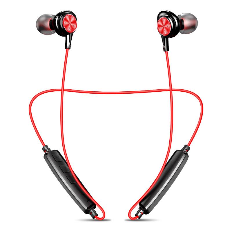 无线双耳蓝牙耳机运动跑步型挂耳式入耳颈挂脖头戴降噪适用vivo华为oppo安卓手机通用游戏续航超长待机专用男