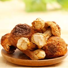 广西金秀土特产野生姬松茸干货新鲜鸡松茸特级菌巴西蘑菇煲汤500g