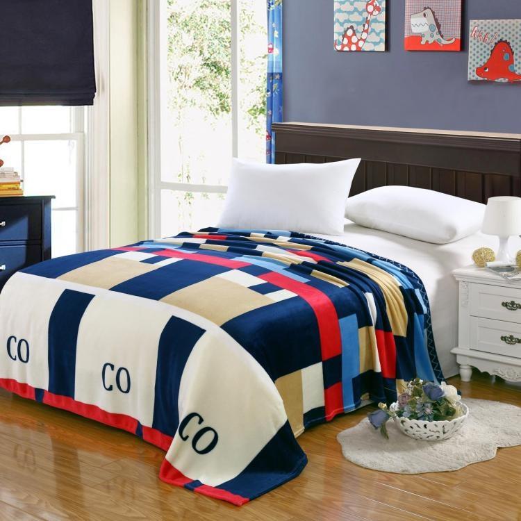 毯子夏季 单人儿童毛毯薄款小毯子学生宿舍可爱珊瑚绒毯夏凉被
