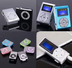 Mp3mp4 player student sports running Walkman There is a screen card with a cute mini music mp3