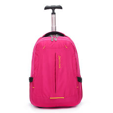 Buck Saber Backpack Men's Trolley Backpack 18 Inch Travel Trolley Female Middle School Children's Trolley Schoolbag