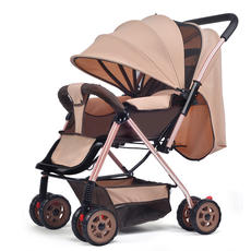Baby stroller can si...
