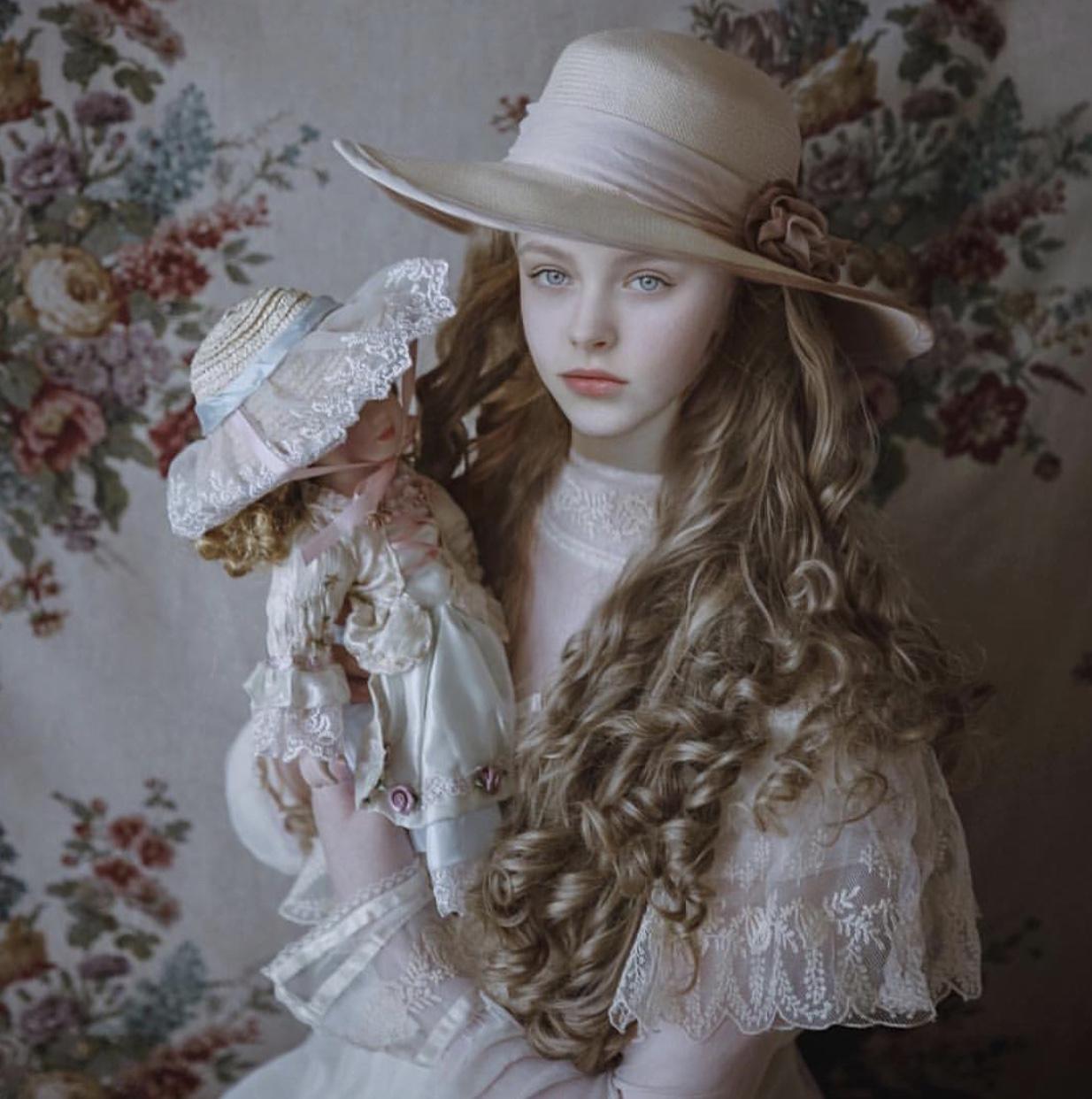 Vintage 古董婚纱 复古婚纱旅拍连衣裙