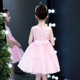女童舞蹈服儿童六一演出服夏季连衣裙小女孩衣服公主裙童装表演服
