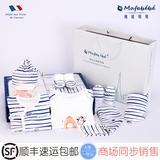 纯棉婴儿衣服新生儿礼盒套装0-3个月6春夏季初生刚出生宝宝用品