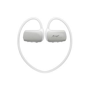 HXF 无线蓝牙耳机运动MP3一体机跑步双入耳塞头戴式耳挂式自带内存播放器苹果索尼oppo通用WS615音乐随身听