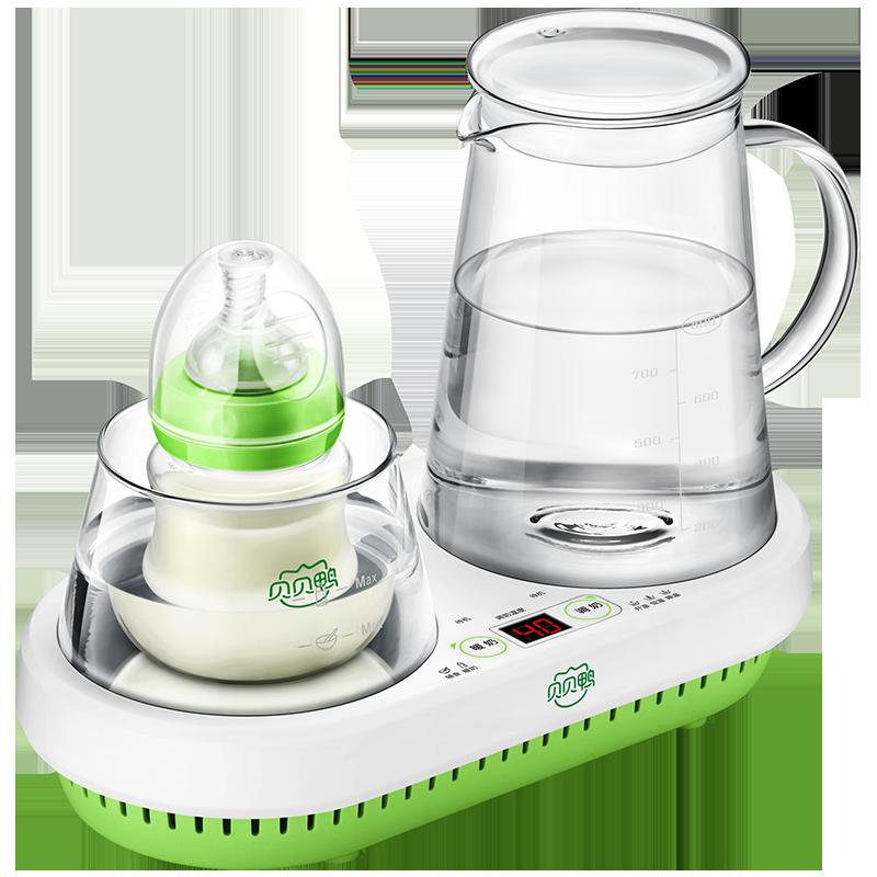 贝贝鸭恒温调奶器智能暖奶器温奶器婴儿冲泡奶粉恒温器恒温水壶