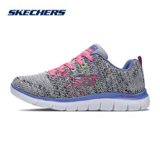 Skechers Skechers shoes casual shoes youth summer mesh breathable shoes 81655L