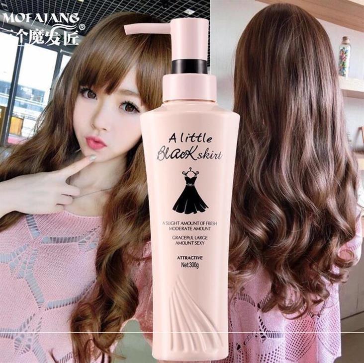 香水弹力素滋润卷发 定型造型产品美容美发用品 美妆个护。