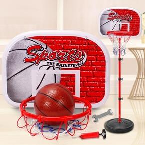 篮球玩具儿童篮球架文体团购童鞋夏季篮筐架健身小童透气灌篮大号