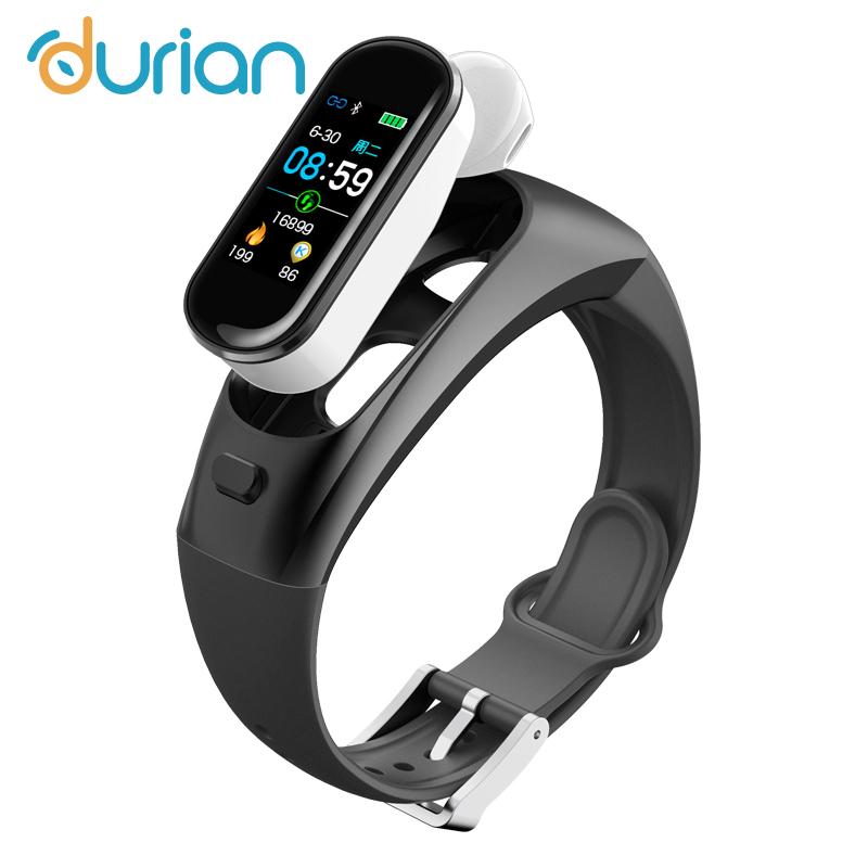 适用OPPO R9 R11Plus R11s R9sPlus运动智能手环蓝牙耳机通话手表