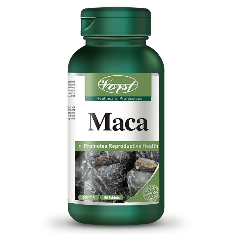 秘鲁玛卡片正品黑玛咖男性加拿大进口保健品