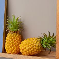 Simulation fruit model pineapple pineapple fruit and vegetable decoration home window model room decoration display photography props