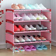 Simple shoe rack hom...