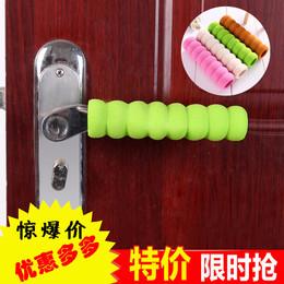 卧室房间门把手套防撞垫门拉手保护套防盗门手套防碰撞手柄防护套