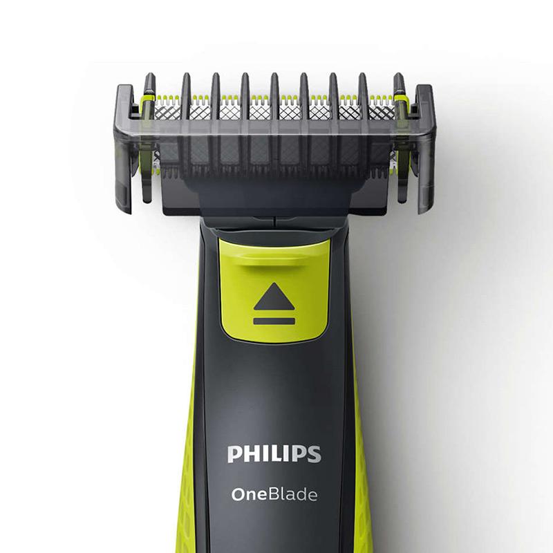 美国原装 PHILIPS 飞利浦电动剃须刀 OneBlade往复式刮胡刀QP2520可领取领券网提供的10元优惠券