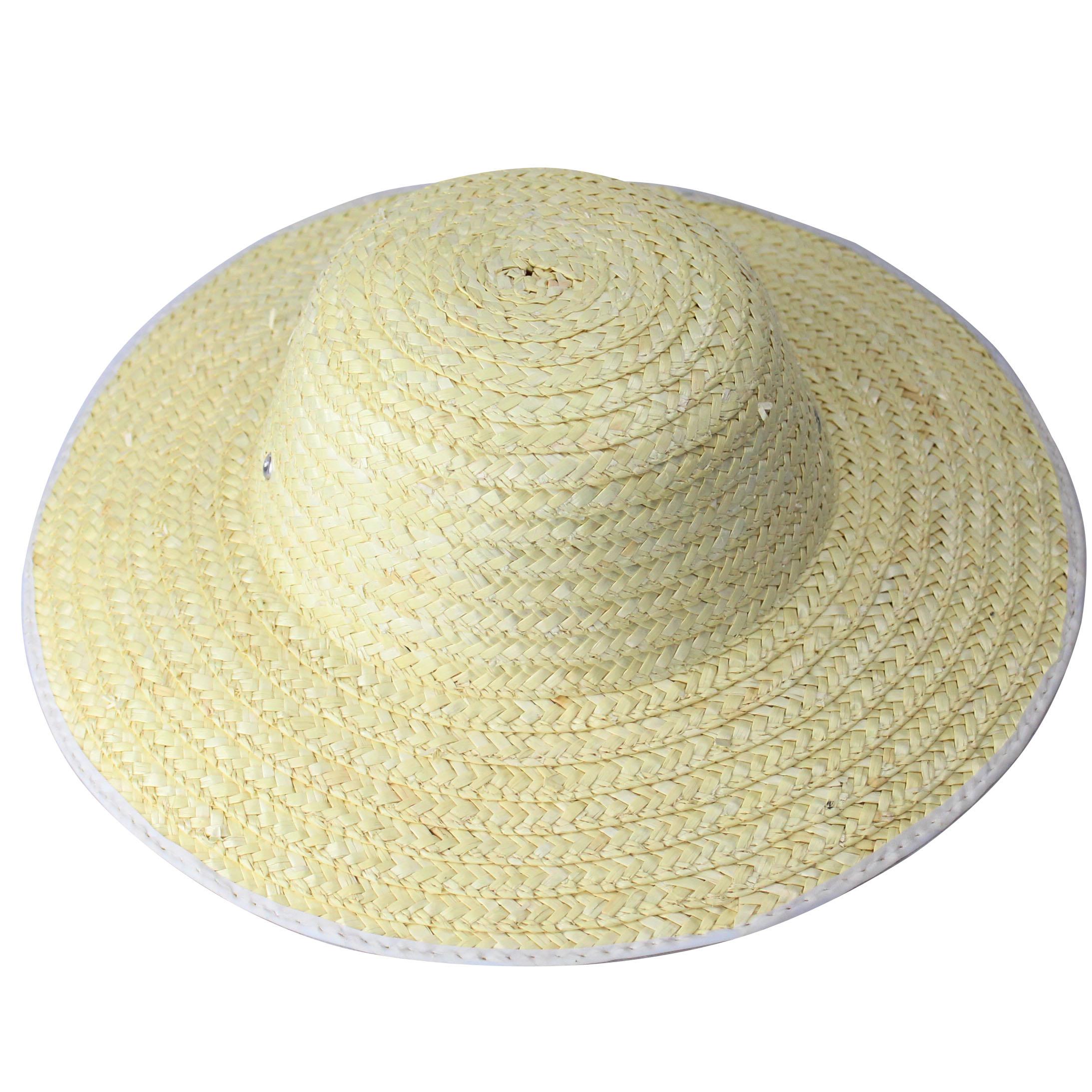 最简单的稻草编织手工