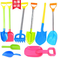 Children's toys batch summer beach tools play sand shovel digging sand puzzle toy bucket stall gift gift