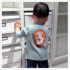 婴儿防晒衣服纯棉儿童小童2宝宝空调衫开衫1-3岁男童薄款夏季外套