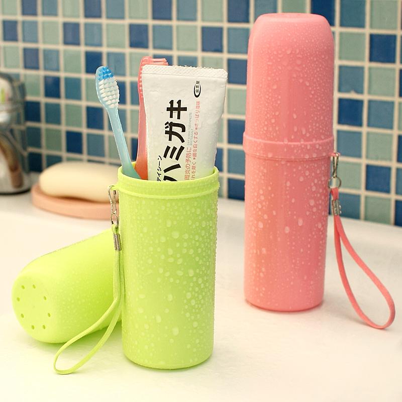 旅游用品洗漱杯旅行便携套装洗漱包收纳毛巾牙膏牙刷盒漱口杯包邮
