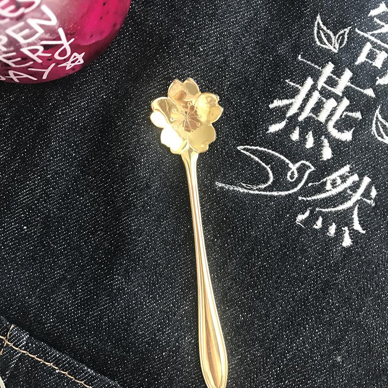 日本樱花勺