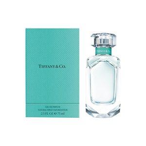 法国Tiffany&Co.蒂芙尼进口淡香精钻石瓶香水女士花香调50ml/75ml