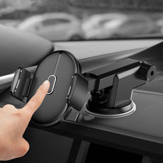 Screen-mounted Car Holder Car Holder Car Holder Navigation Car Support Sucker-style outlet Multifunction