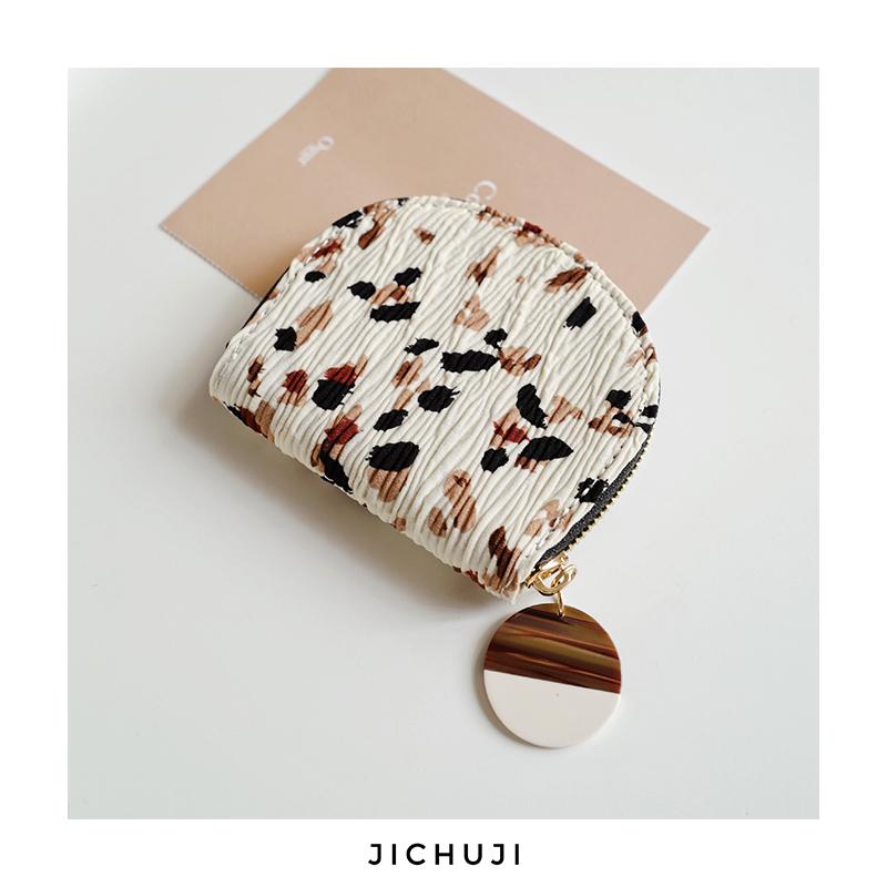 原创女卡包2019新款时尚多卡位风琴卡包女式小巧大容量卡包零钱包