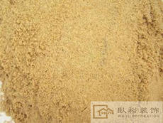Free distribution wall wall wall tiling machine filling bag high quality river sand sand coarse sand yellow sand decoration