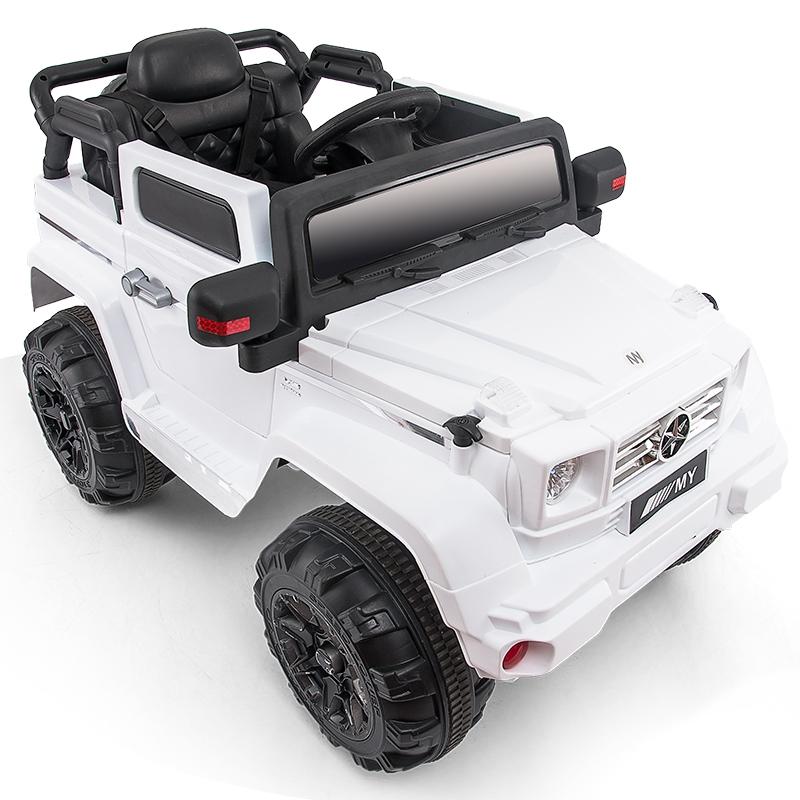 大号 儿童电动车四轮小汽车四驱带遥控4轮小孩越野充电玩具可坐人
