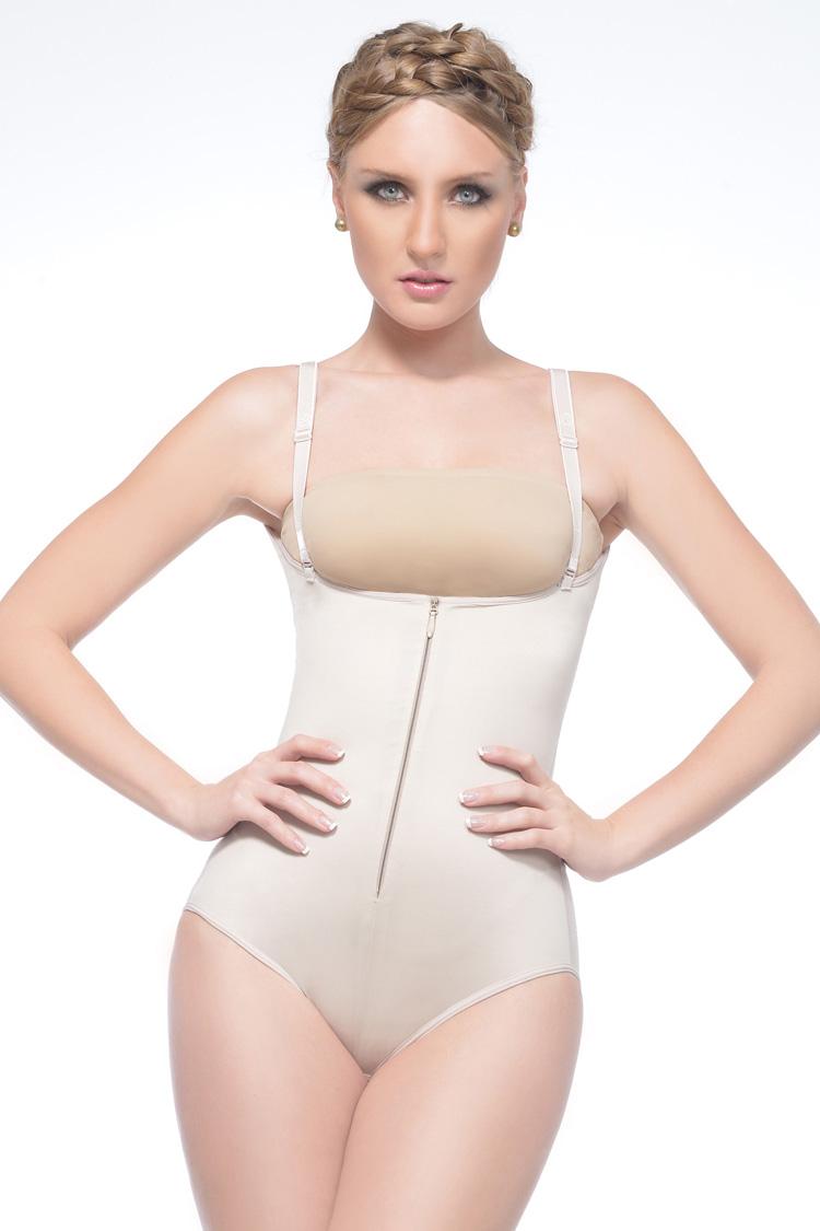夏季超薄塑身衣收腹束腰女上衣美体内衣产后背心束身