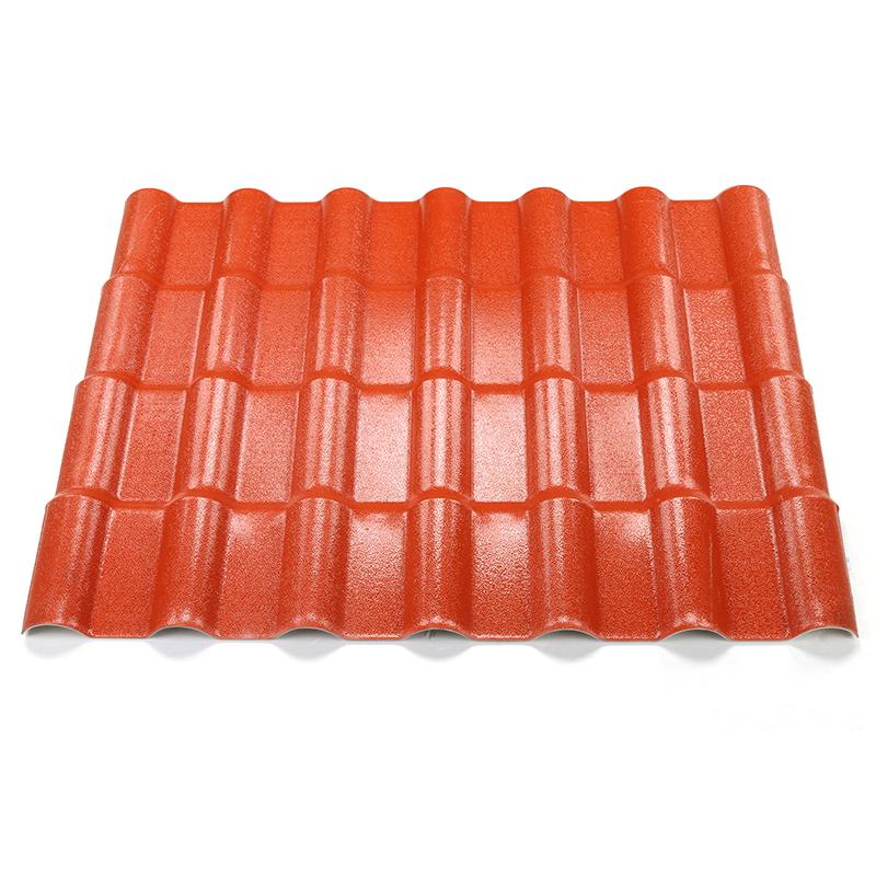 树脂瓦合成树脂瓦厂家屋面塑料瓦装饰瓦屋顶瓦片别墅琉璃瓦石棉瓦图片