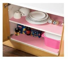橱柜贴纸防水翻新厨房贴纸防水防油自粘衣柜防潮柜子家居抽屉垫纸