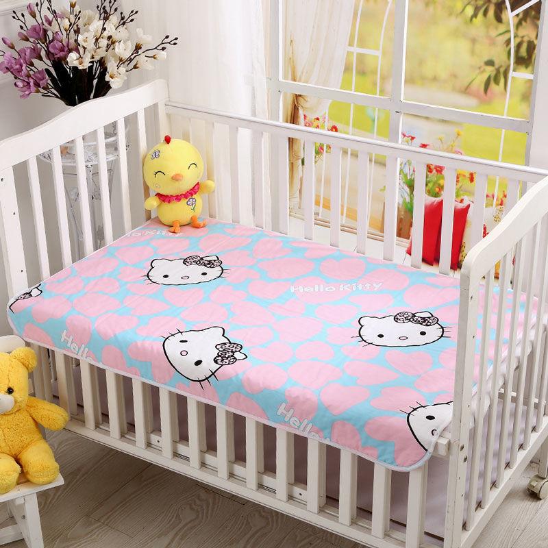 特价纯棉隔尿垫婴儿童宝宝防水防尿垫床垫护理垫可水洗姨妈垫