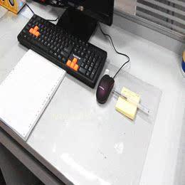 透明水晶垫板办公桌写字台桌垫桌布书桌电脑软桌垫桌面垫玻璃垫