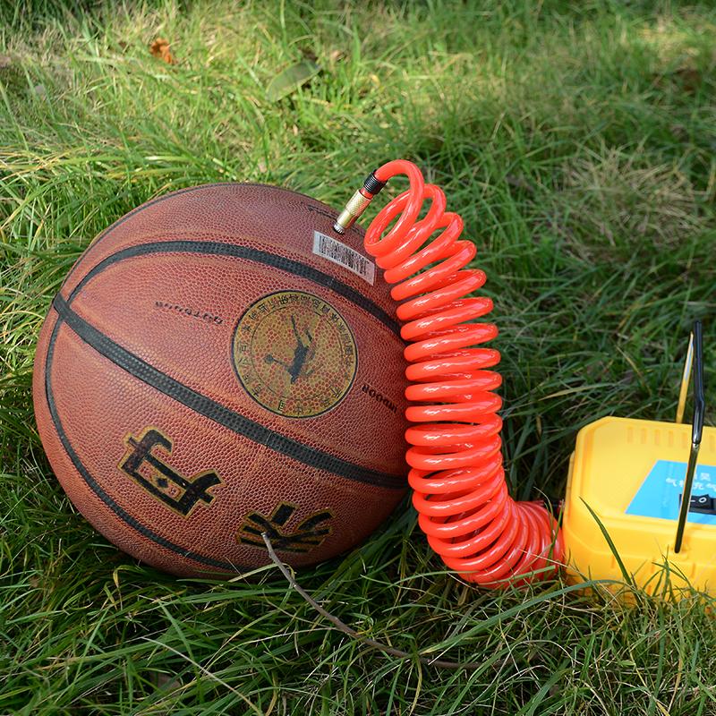 家用商用便携充电自动充气机气柱袋气球球类打气快速充气泵插电