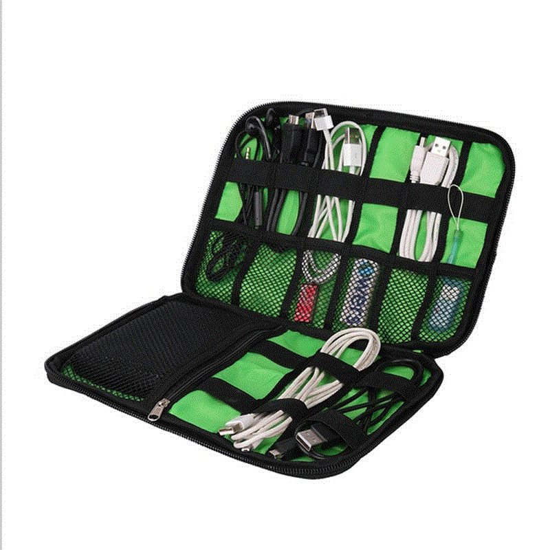 Organizer System Kit Case Storage Bag Digital Gadget Devices