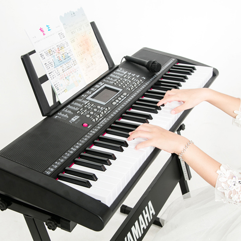 大号幼师教学电子琴多功能**初学者儿童入门61钢琴键专业乐器88