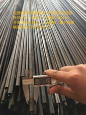 Iron pipe outer diameter 22mm, wall thickness 1mm-6mm retail appearance 1m from the sale of bright cutting