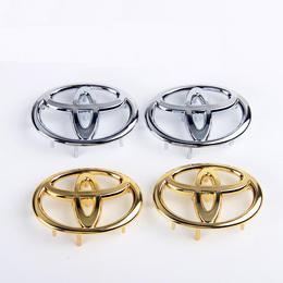 丰田威驰花冠凯美瑞卡罗拉锐志汉兰达方向盘标志丰田汽车气囊标志