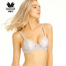 Wacoal Wacoal without rim comfortable and breathable thin section without bra bra light movement WB1626