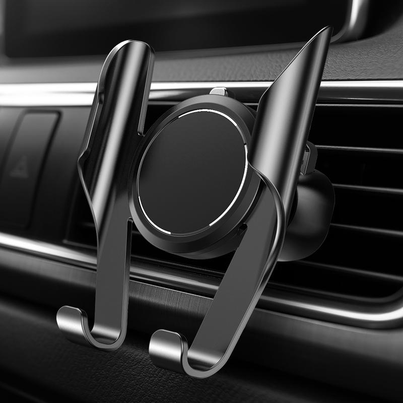 车载手机支架汽车用出风口吸盘式车上导航车内多功能万能通用支撑