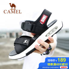 Camel men's sandals 2018 summer new men's Korean fashion casual beach shoes sports air personality sandals