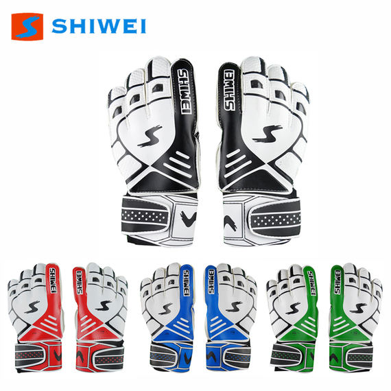 Football with bone protection refers to the goalkeeper gantry latex gloves male adult goalkeeper gloves