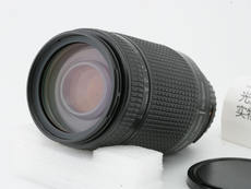 In-kind shooting Nikon Nikon 70-300 4-5.6D automatic small paper gun telephoto full-frame SLR lens