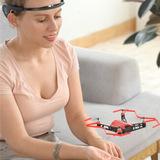 意念无人机 升级版实时传图人脸追踪1080高清摄像三档变速 玩具