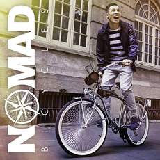 Nomad retro bicycle women's city Japan bicycle import road men's commuter speed car