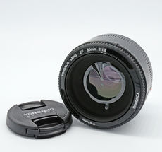 A large number of spot! Yongnuo YN 50mm 1.8G Canon mouth Fixed focus full frame large aperture portrait lens
